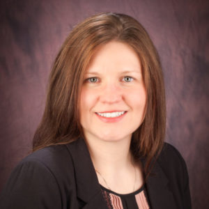Ashley Swinney, Senior Staff Accountant